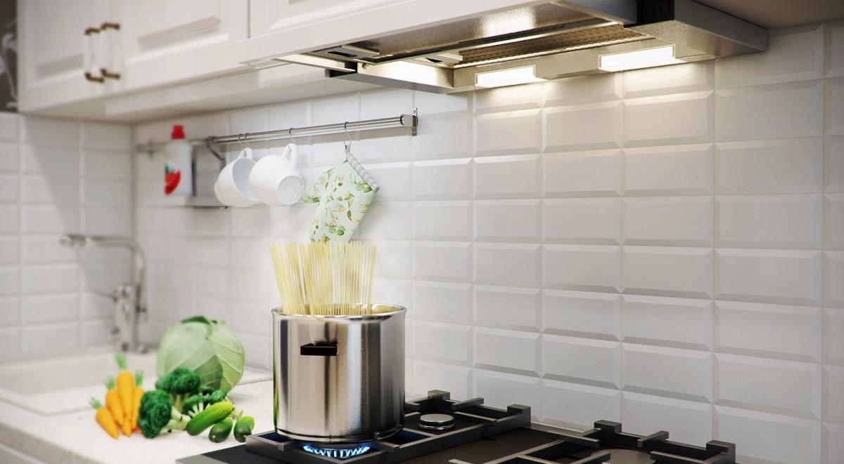 Как помыть вытяжку на кухне: чистим фильтр от жира
