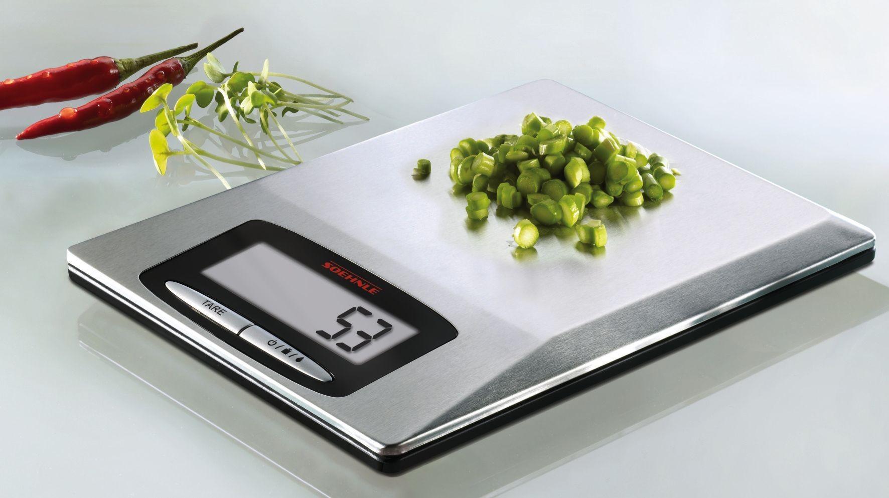 электронные весы схема включения