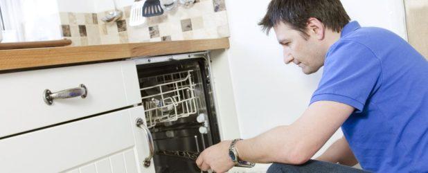 Проблемы с посудомоечной машиной