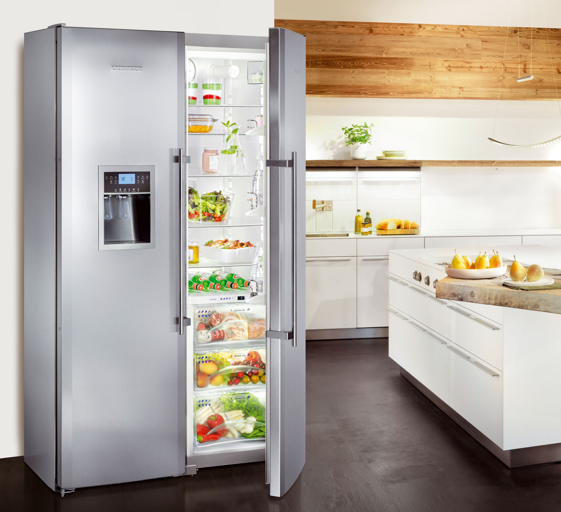 схема холодильников liebherr