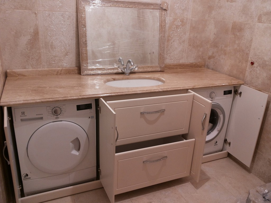 Как правильно перевезти стиральную машину