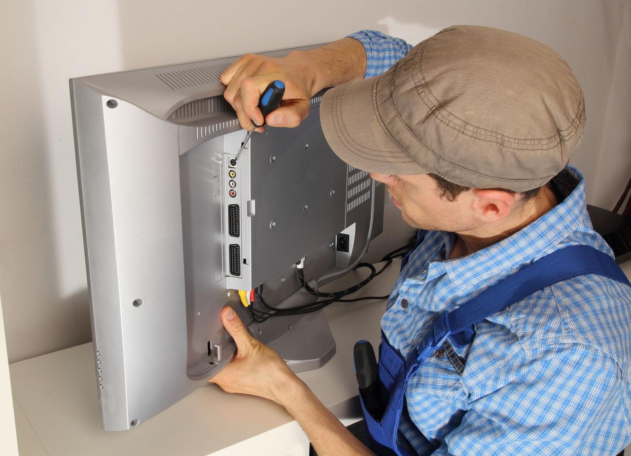 Как своими руками отремонтировать телевизор