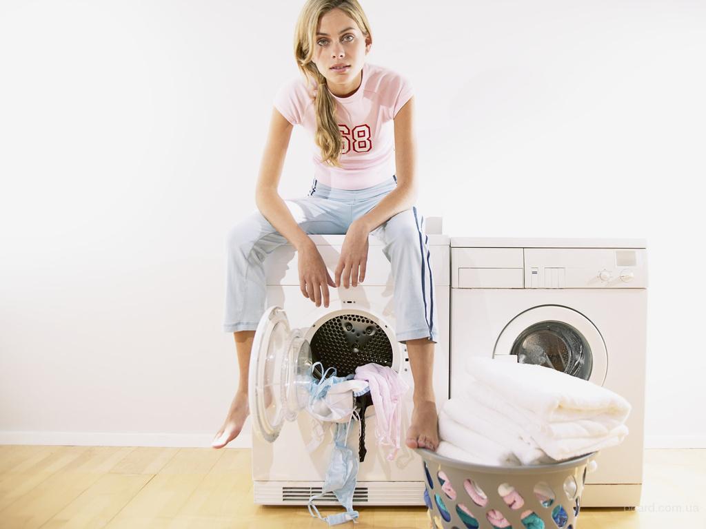 Причины остановки стиральной машины во время стирки
