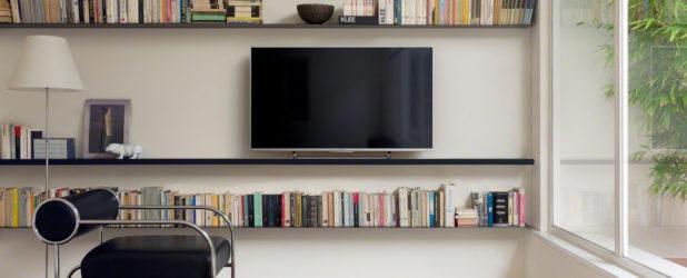 телевизор потребляемая