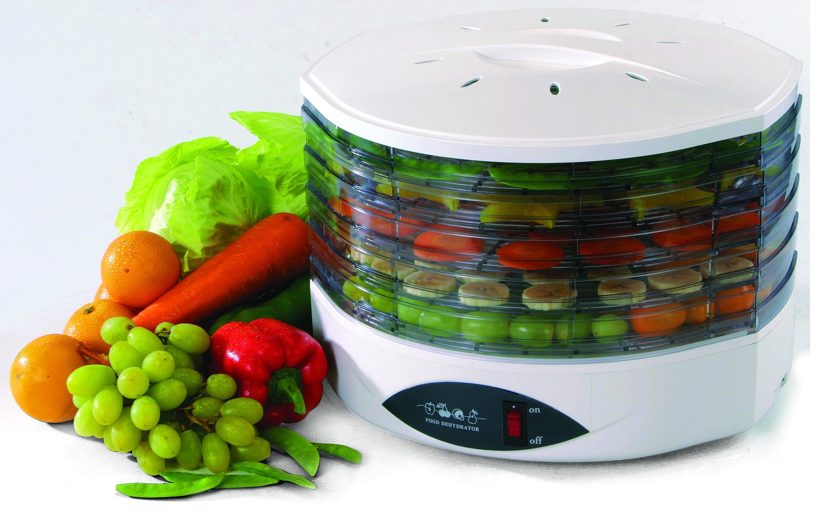 Сравнительный анализ сушилок для фруктов и овощей