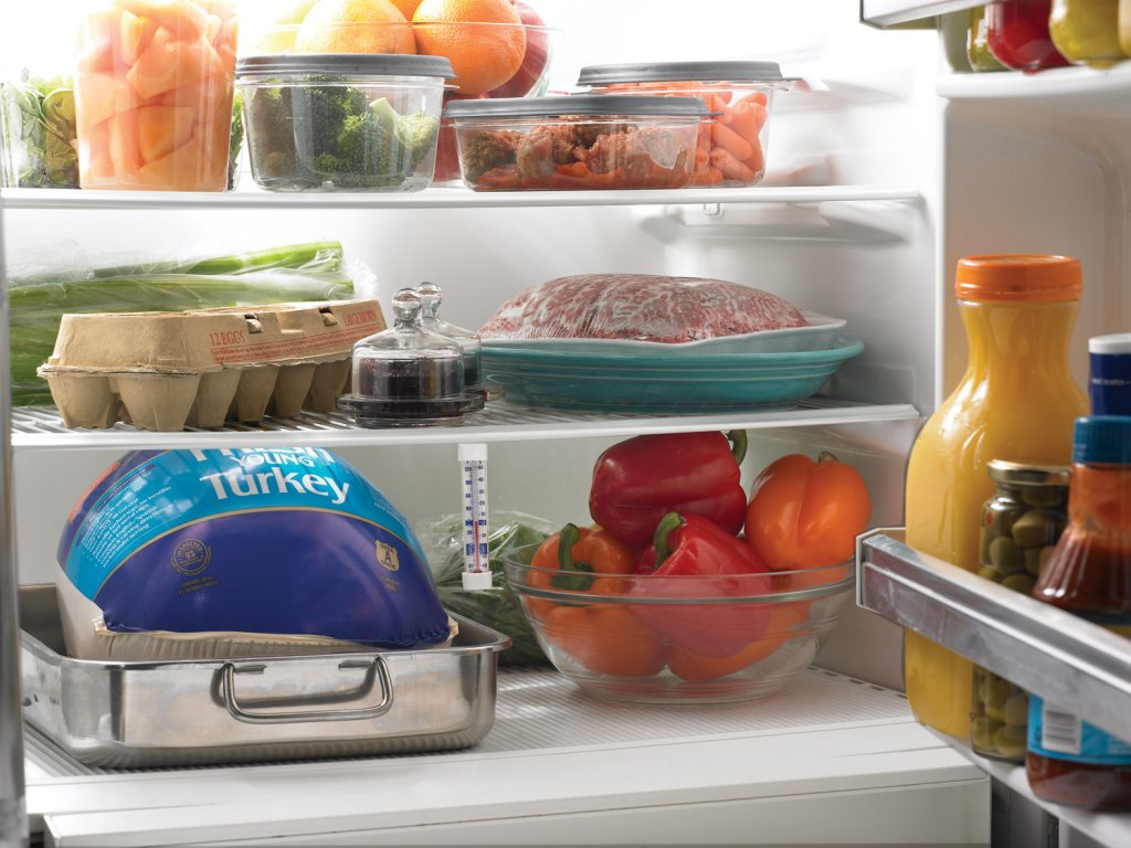 5 правил хранения продуктов в холодильнике