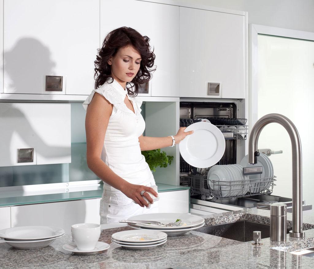 Советы по улучшению работы посудомоечной машины