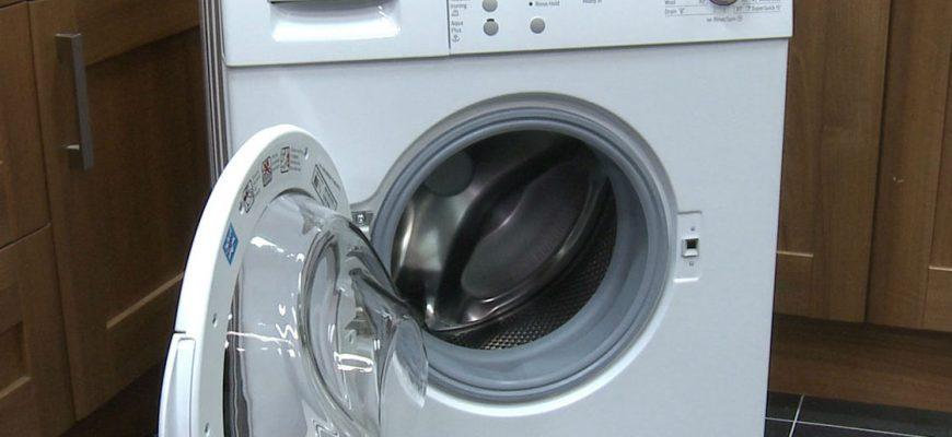 Как самостоятельно установить и подключить стиральную машину