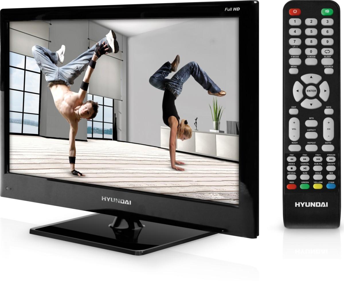 Ремонт жк телевизора Hyundai / Неисправность матрицы