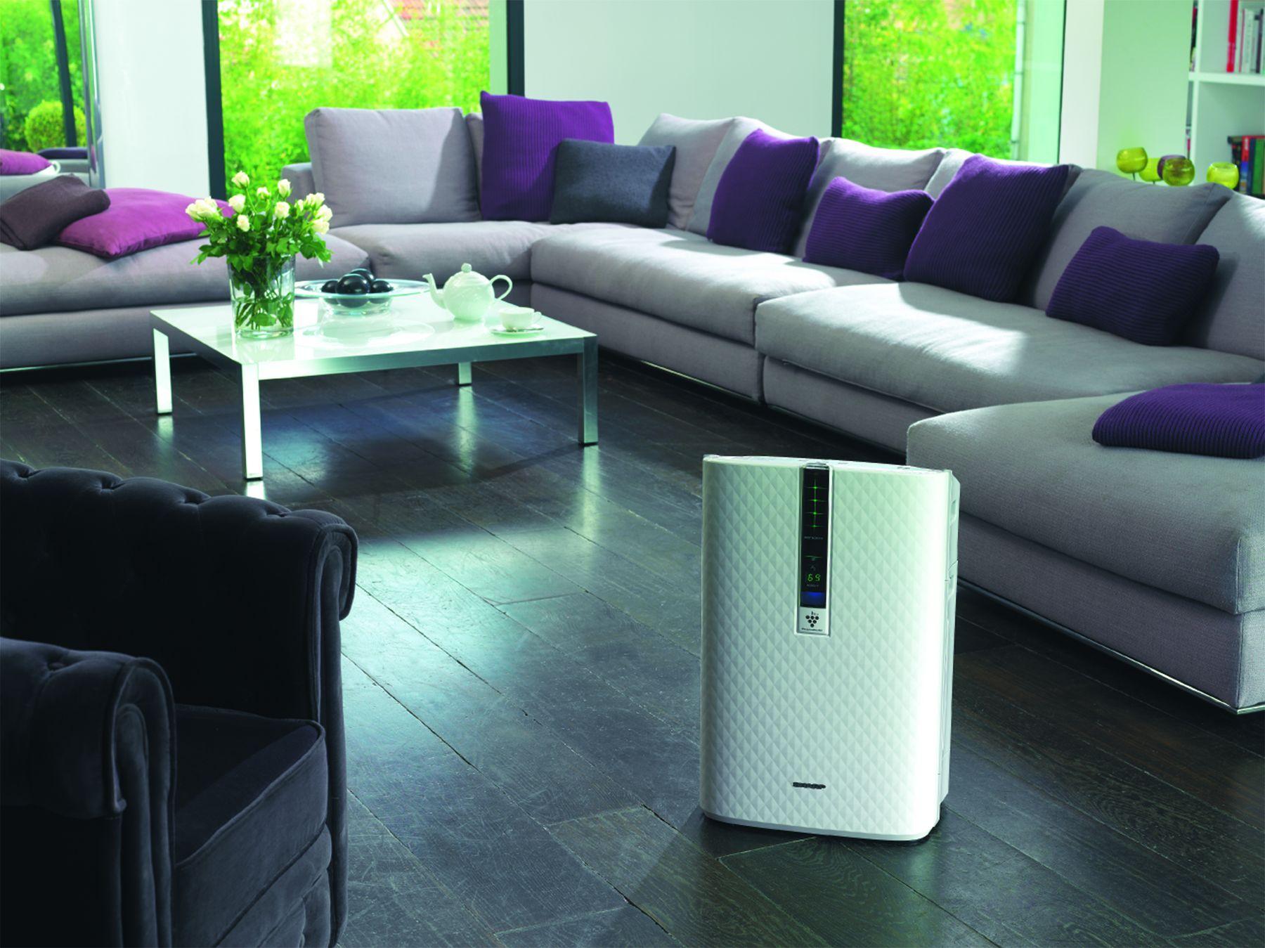 Куда в квартире лучше поставить увлажнитель воздуха?