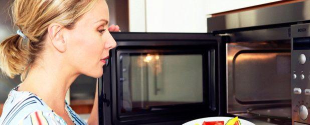 Как правильно пользоваться микроволновой печью
