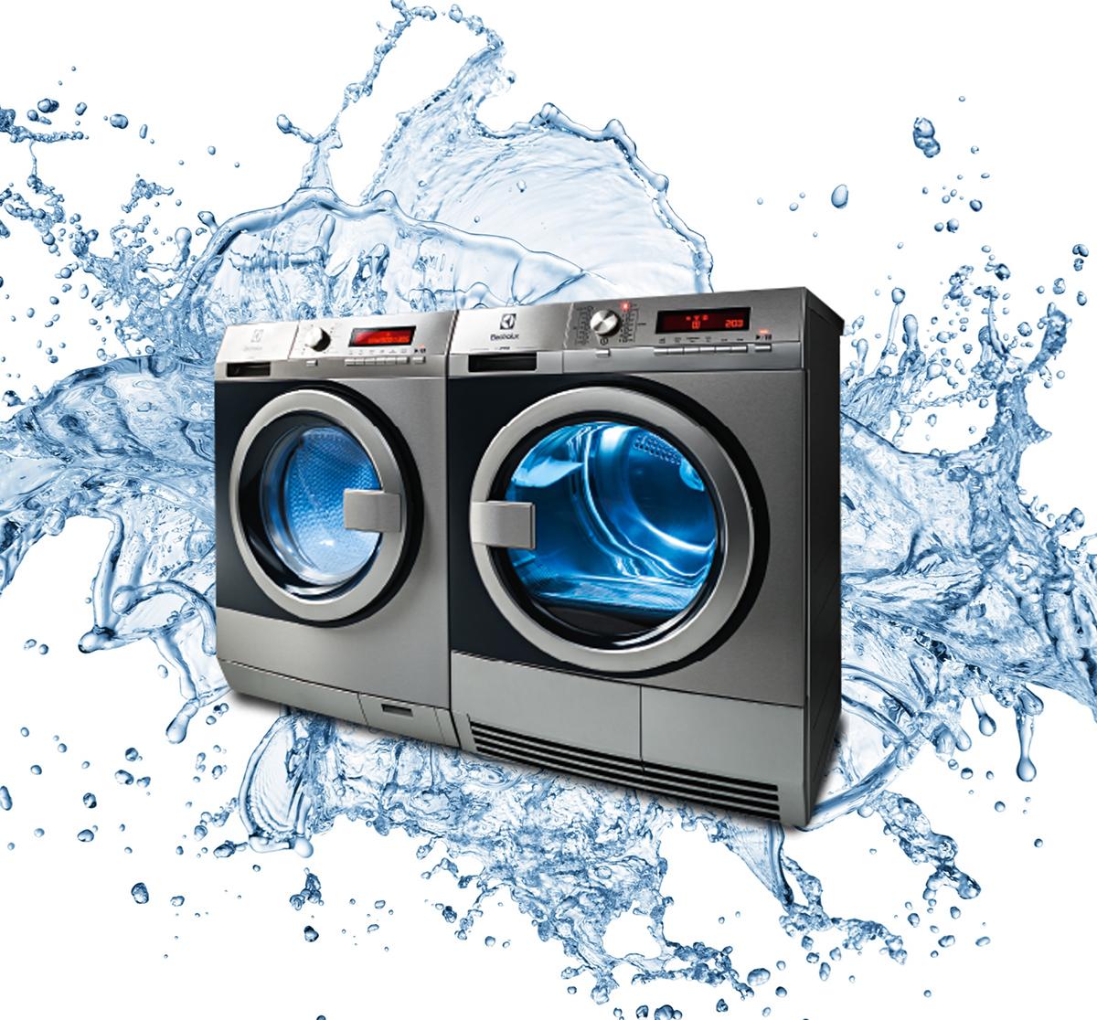 Как в стиральной машине Electrolux поменять подшипники