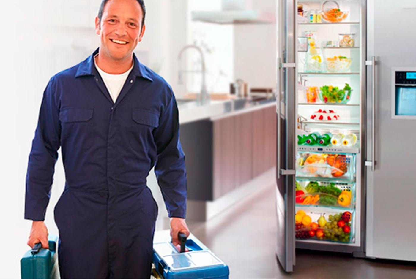 Почему не работает холодильник при работающей морозилке