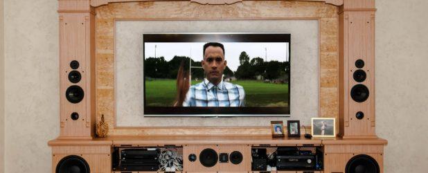 Способы подключения домашнего кинотеатра к телевизору