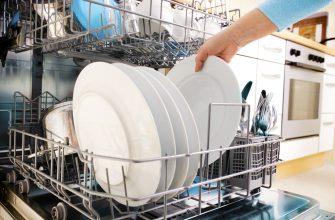 Как правильно ухаживать за посудомоечной машиной