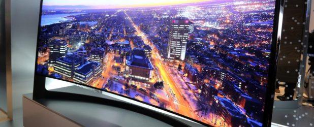 Новая линейка телевизоров UHD качества фирмы Samsung