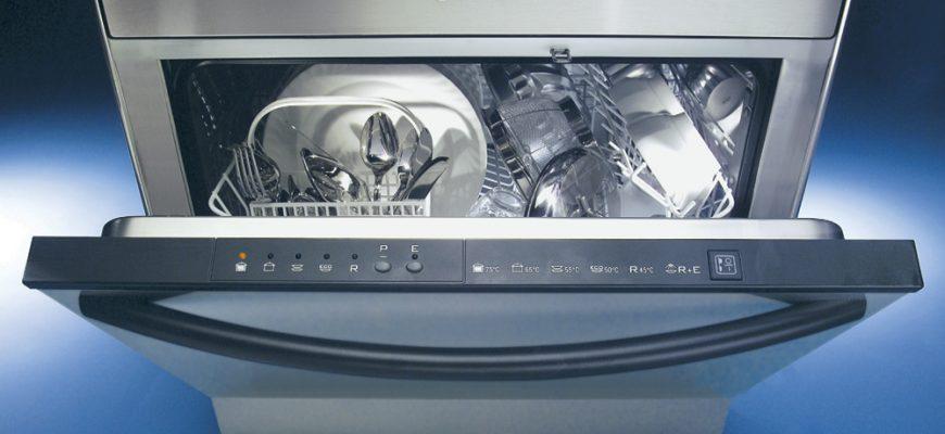 Как диагностировать поломки посудомоечной машины
