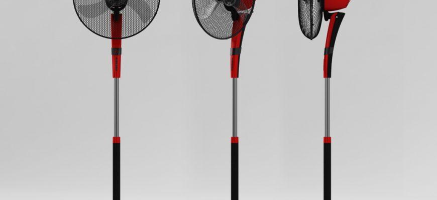 Как выбрать бытовой вентилятор
