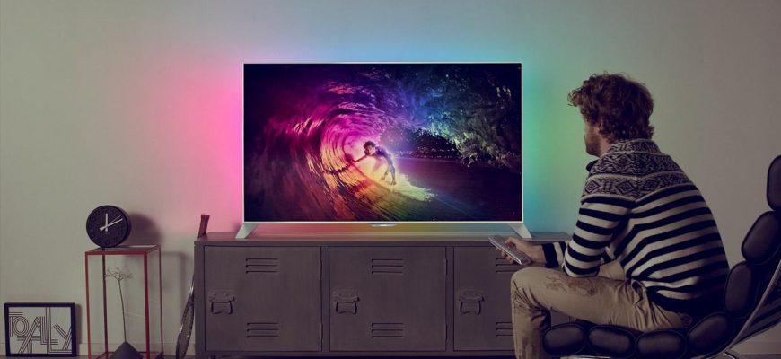 Чем руководствоваться при выборе диагонали телевизора