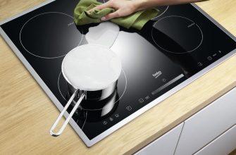 Как быстро и легко очистить кухонную плиту от нагара
