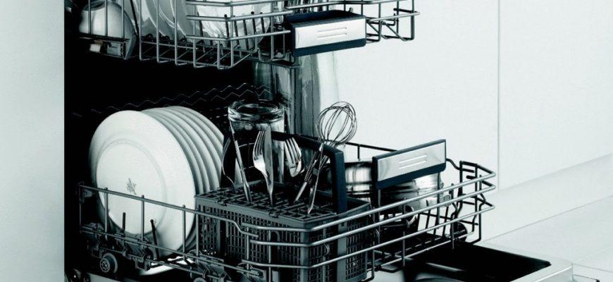 Что происходит внутри? Как работают посудомоечные машины