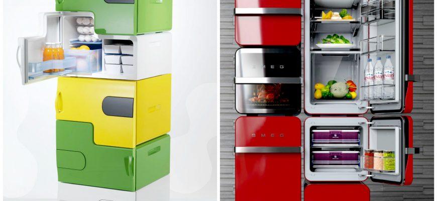 Как сделать из холодильника настоящее произведение искусства