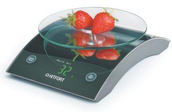Как выбрать весы на кухню: механические и электронные