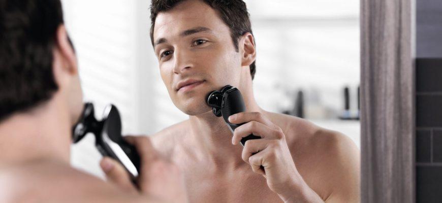 Выбираем мужскую электробритву: шесть важных параметров