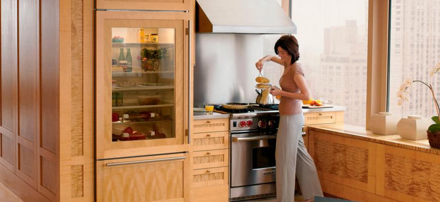 Чем стоит руководствоваться при покупке встраиваемого холодильника