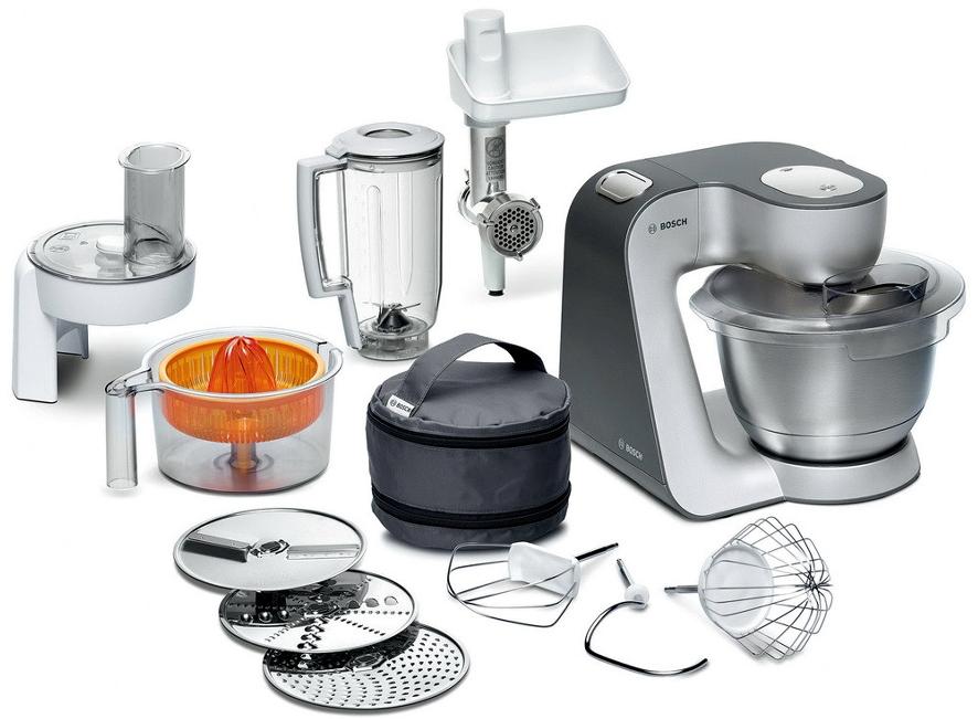 Кухонный комбайн: выбор практичной хозяйки