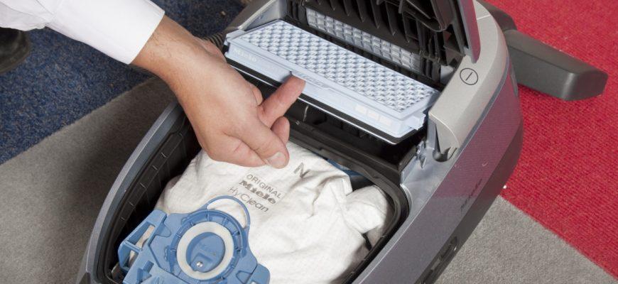 Выбираем пылесос: контейнер или мешок для мусора?