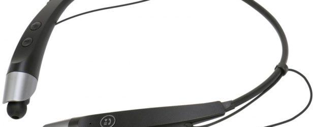 Видеообзор беспроводной Bluetooth гарнитуры LG