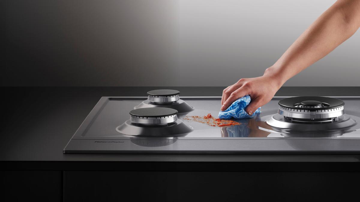 Чистим ручки у кухонной плиты: народные способы