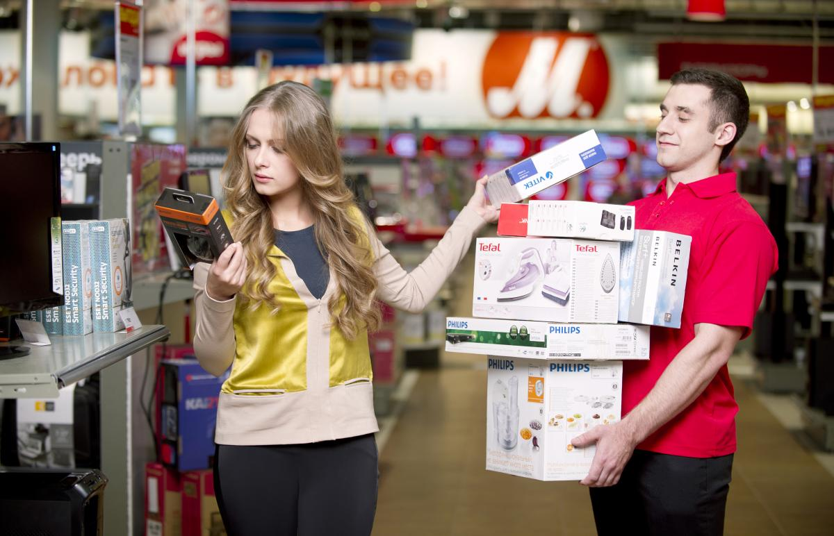 Пять правил успешной покупки бытовой техники