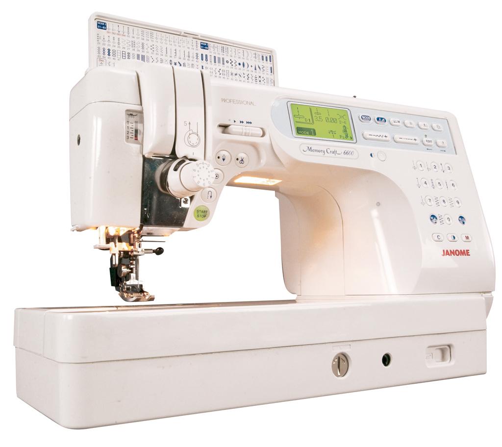 Как сделать правильный выбор при покупке швейной машинки