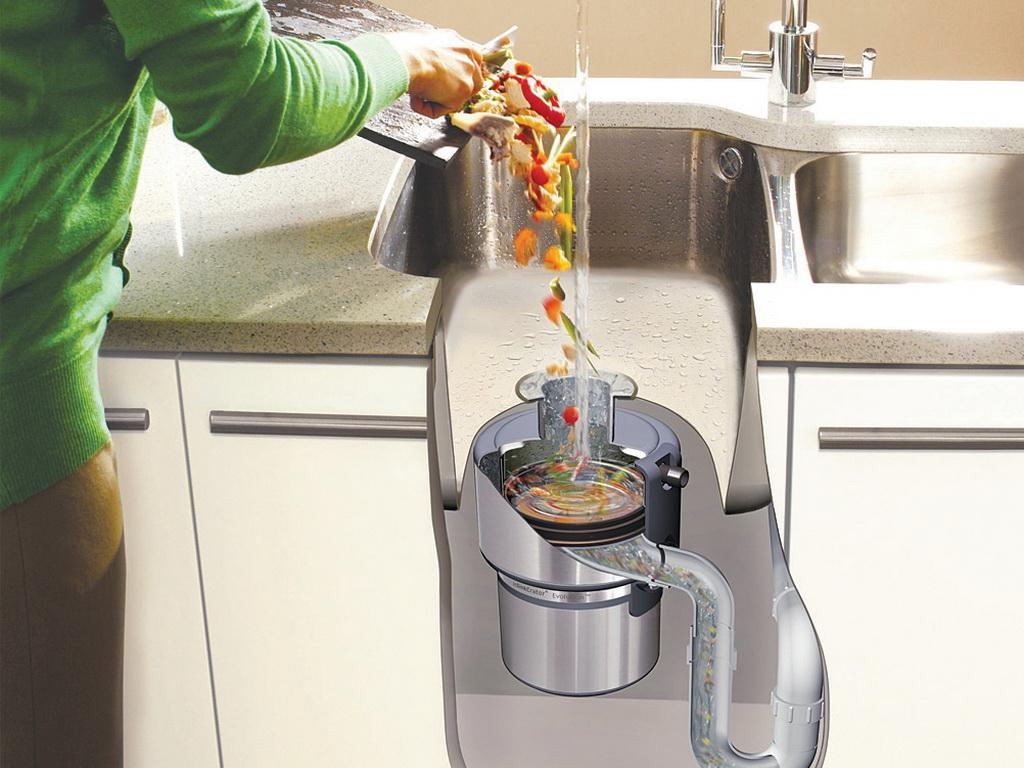Как самостоятельно подключить измельчитель пищевых отходов