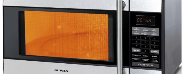 Возможные значения мощности микроволновой печи