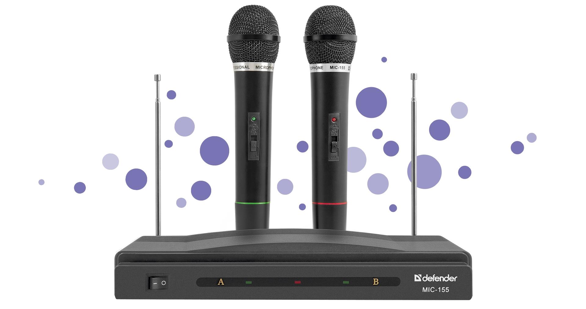 схема микрофона к компу