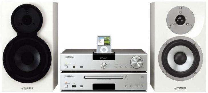 Подключение MP3-плеера к музыкальному центру