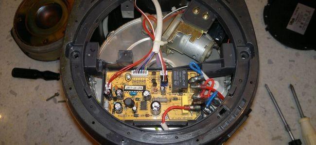 Разобранный термопот