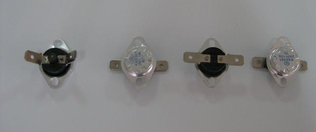 Разновидности термовыключателей
