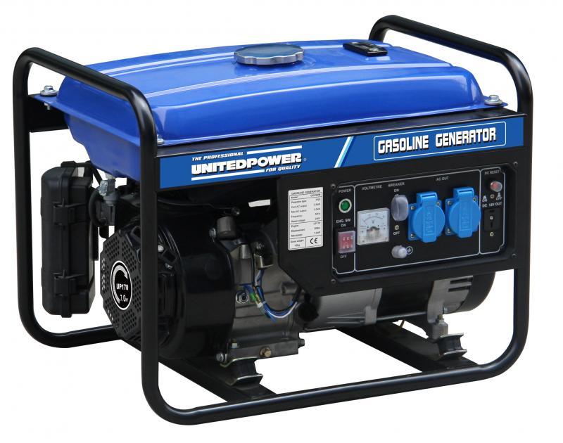 Бензиновый генератор: выбор, виды и обслуживание.
