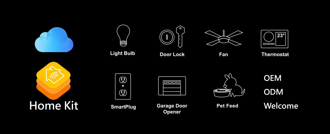 Умный дом от Apple (Home Kit): быстро, просто, вариативно