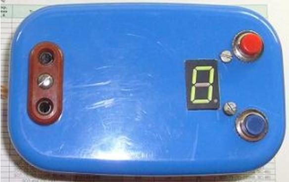 Регулятор мощности в корпусе обычной мыльницы