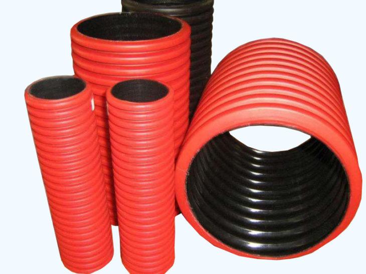 Двустенные трубы для элетропроводки