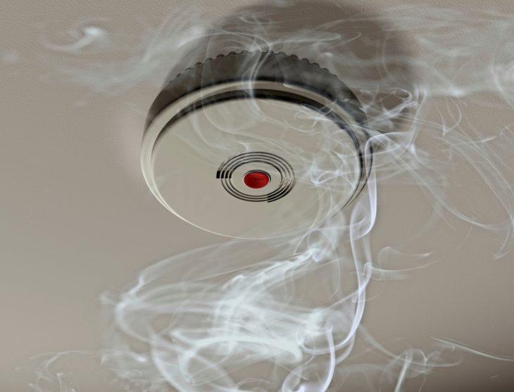 Дымовой извещатель
