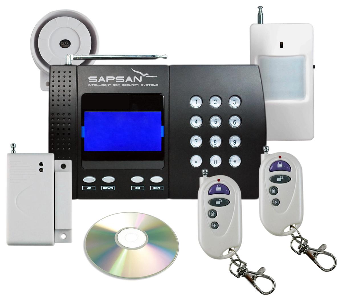 Особенности и монтаж охранной сигнализации GSM в доме своими руками
