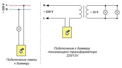 Подключение электронного устройства