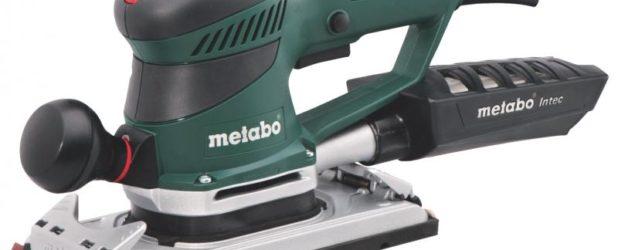 Шлифовальная машинка по дереву Metabo