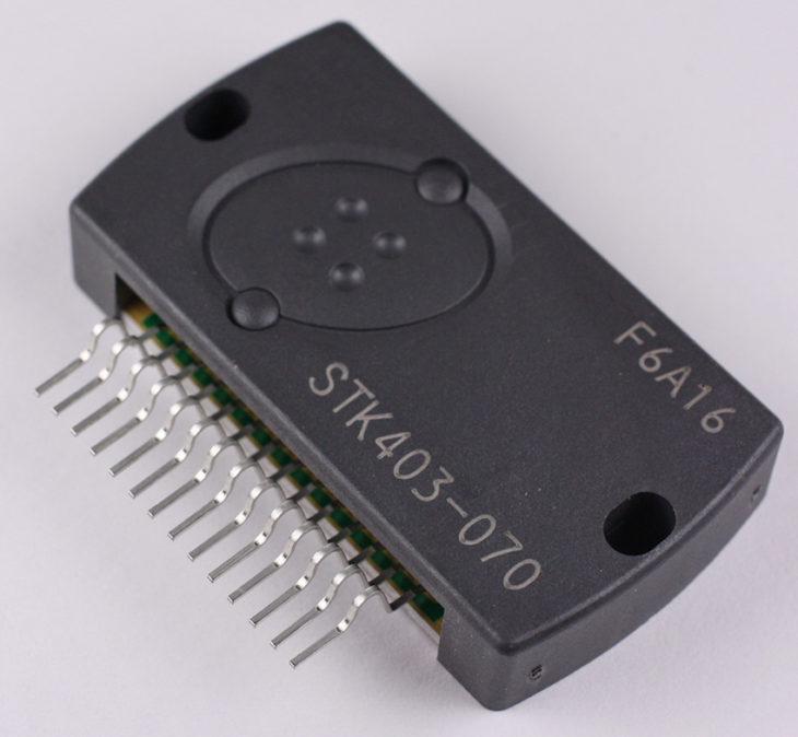 микросхема STK403–070